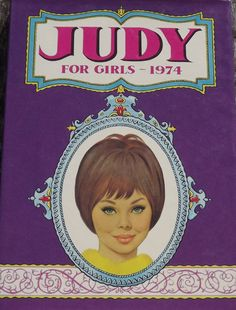 Items similar to Judy For Girls Vintage Childrens Annuals 1974 on Etsy Vintage Comics, Vintage Books, Vintage Ads, Vintage Signs, 1970s Childhood, Childhood Memories, Magazines For Kids, Children's Magazines, Kids Story Books