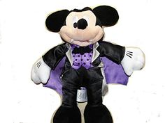 Disney Plush Halloween Vampire 2016 Mickey Mouse ** Click for Special Deals  #DisneyMickeyMouse