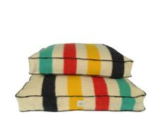 hudson bay blanket dog bed