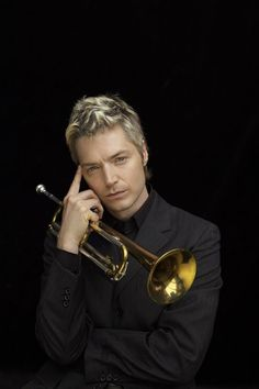 Chris Botti - I'd marry him in a heartbeat.