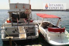 Путешествие на яхте по Босфору