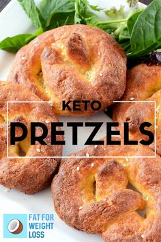 Keto Pretzels Keto Pretzels are made primarily out of keto fathead pizza dough with a little bit of yeast and xanthium gum mixed in.  I thought about this recipe during the week. Since this week is all about cheese, I thought It could be a great idea to take