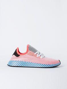big sale 0ecdb 053c8 APLACE Deerupt Runner Solar Red - Adidas Originals Men s Sneakers, Nike  Free, Adidas Originals