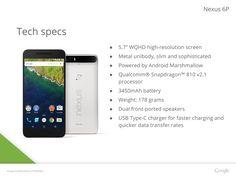 Sabías que Todos los detalles del Huawei Nexus 6P, filtrado al completo