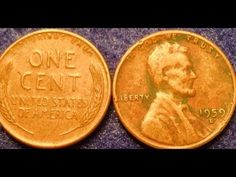 Type: Lincoln Penny Year: 1959 Mint Mark: D Face Value: 0.01 USD Total Produced: 1,279,760,000 Silver Content: 0% Numismatic Value: 1 cent to $60.00 Value: A...
