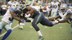 Running back is the position to watch in Thursday's game between the Seahawks…