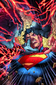 Superman Unchained - Precipice.