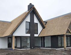 Woning Oud-Beijerland, deze woning is geinspireerd op een ontwerp van een woning die we momenteel bouwen in Rotterdam. Benieuwd naar de mogelijkheden?
