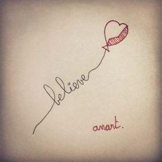 #Believe ! #Anart #Draw #JaiLaVieQuiMpiqueLesYeux #Renaud #Byzance #Love