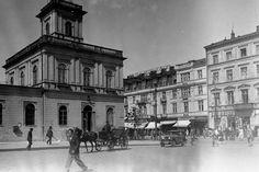 Dworzec Warszawsko -Wiedeński przy Alejach Jerozolimskich. Źródło:NAC Warsaw, Poland, Louvre, Architecture, City, Building, Places, Lost, Travel