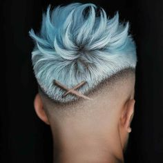 Men's Fade Haircut + Hair Design Best Fade Haircuts, Popular Short Haircuts, Mens Hairstyles Fade, Top Hairstyles, Haircuts For Men, Mid Fade Haircut, Types Of Fade Haircut, Haircut Tip, Fade Skin