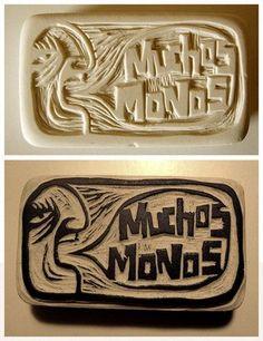 :: muchos monos: Muchos Monos: El Timbre. ::