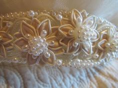 Vintage Bridal Veil With Beautifully Detailed Headpiece  75