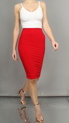 LaLa Midi Skirt