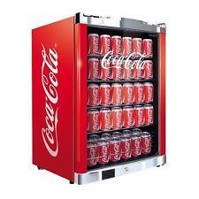 Coca Cola Fridge Coke Drinks Cooler Under Counter For Restaurants & Catering NEW