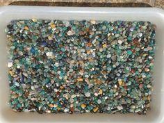 Pedra rolada.acho perfeita todas as pedras.
