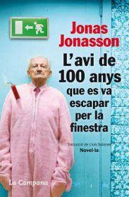 """Katalonien  Jonas Jonasson, """"Der Hundertjährige, der aus dem Fenster stieg und verschwand"""""""