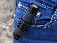 Mini-LED Tactical Flashlight