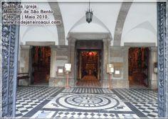 Galilé da Igreja de Nossa Senhara de Monserrate