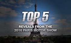 Top 5 Debuts from the 2016 Paris Motor Show: #cars http://www.autoguide.com/auto-news/2016/10/top-5-debuts-from-the-2016-paris-motor-show.html