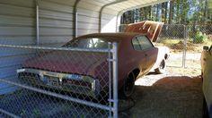 Cheap Muscle: 1971 Buick GS 455 - http://barnfinds.com/carport-find-1971-buick-skylark-gs-455/