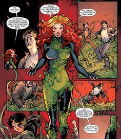 poison ivy batman comic new 52 Poison Ivy Comic, Poison Ivy Dc Comics, Poison Ivy Batman, Dc Comics Women, Dc Comics Girls, Dc Comics Art, Poison Ivy Cosplay, Poison Ivy Costumes, Posin Ivy