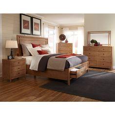 Bedroom Set Design With Storage Combined : ... Storage Beds on Pinterest  Storage beds, Bedroom sets and Storage