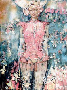 Tanya Wolski-Kazak (b1984; Minsk, Belarus) Art Photography, Female, Minsk Belarus, Art Station, Painting, Collection, Collage, Artists, Figurative Art