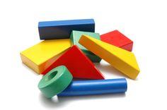 image label blocks