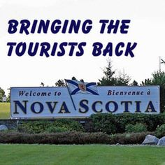 Tourism App. - Bringing the declining number tourists back to Nova Scotia. Helping the ever growing number of closing small businesses stay open.