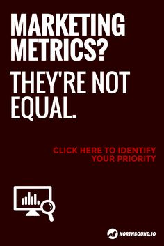 How To Pick Your Priority Pirate Metric - Northbound. Focus On Yourself, To Focus, Choose Me, Priorities, Read More, Equality, Let It Be, Marketing, Social Equality