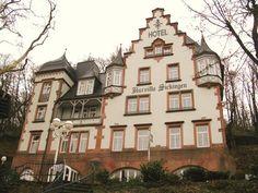 Hotel garni Kurvilla Sickingen