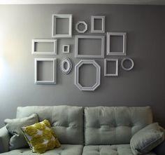 Emlékeink a falon - ötletes képkeret megoldások,  #alakzat #család #design #feltöltődés #feltűnő #formákbarendezve #fotó #izléses #kép #keret #ötletes #otthon #otthon24 #szép, http://www.otthon24.hu/emlekeink-a-falon-otletes-kepkeret-megoldasok/
