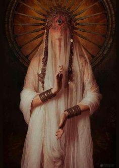 New dark art mythology fantasy Ideas Arte Obscura, Mystique, Beltane, Oeuvre D'art, Madonna, Art Inspo, Character Inspiration, Mythology, Art Reference