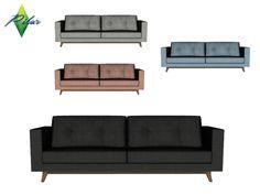 Pilar's Collector Sofa