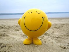 Happy: That is how I feel inside. Smiling.