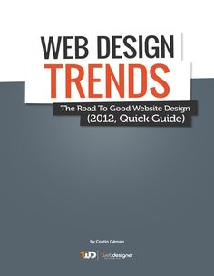 Webdesign Trends  This is a whitepaper about Webdesign Trends