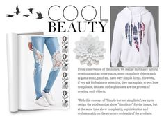 """Cool beauty"" by amilla-top ❤ liked on Polyvore featuring Jayson Home, top and topset"