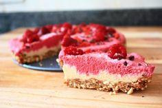 Vanilla & Berry Cheesecake - Stay Sharp & Be Strong