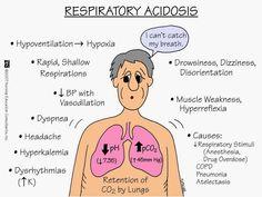 Respiratory/Metabolic Acidosis & Alkalosis - ask the RN