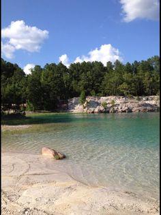Blue Lagoon Huntsville Texas My Places Pinterest