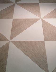 [ Younhyun Tile / 윤현상재 타일 ] Triagle Tile : Blend White / Size (cm) : 60X60