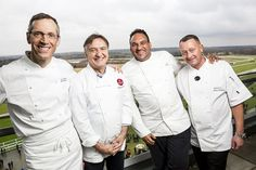 Seven Michelin Stars to feature in Royal Ascot's Fine Dining 2015