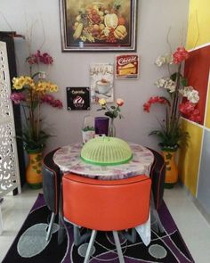 Ide Ruang Makan Minimalis Sederhana Yang Rapi