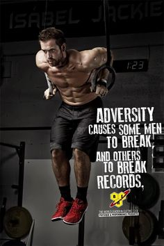 Who's rooting for Team BSN athlete Rich Froning Jr at this weeks CrossFit Games - Central East Regional.