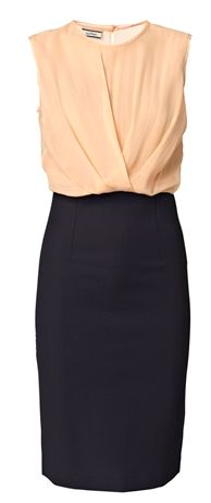Absolutely head over heels in love with this Malene Birger dress.
