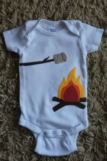Wouldn't this be the cutest thing to make for your next camping trip?