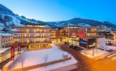 IARNA 2017-2018: Hotel & Appartement Central, Zell am See
