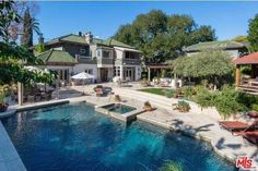 Tony Shalhoub Lists His 1920s Mediterranean in Windsor Square For $3.9 Million - Weekend Open House - Curbed LA