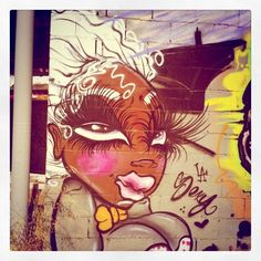 amazing LA street art!